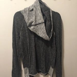 Free People Cocoon Cowl Neck Two Body Corps Deux
